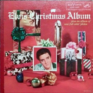 elvis_christmas_album_1957_front