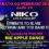 NIKO LIVE IN CONCERT TRIBUTE TO ELVIS – BIG APPLE DANCE – NOVA MILANESE (MB)